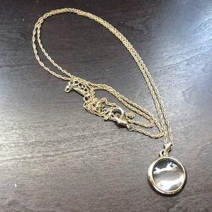 Jewelmint Spyglass Necklace